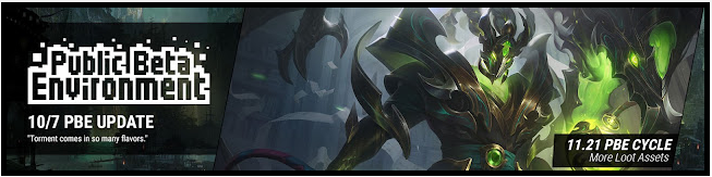 10/7 PBE UPDATE: MORE LOOT ASSETS