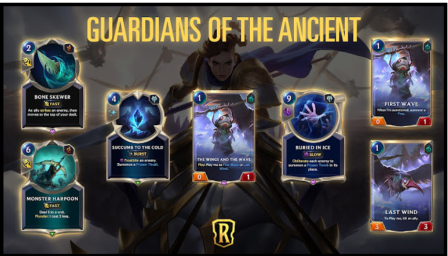 guardian of ancient